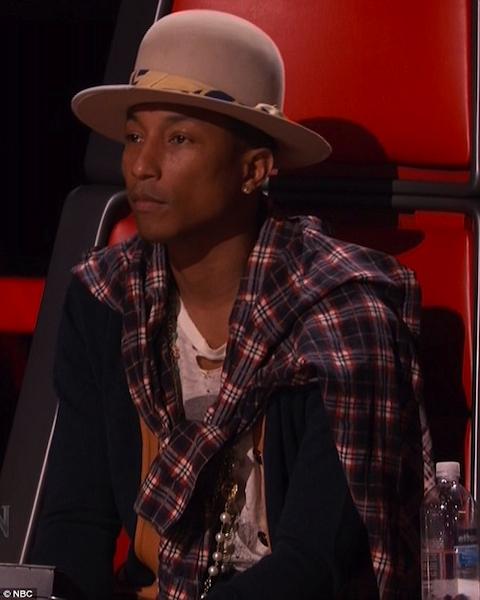 Pharrell edited