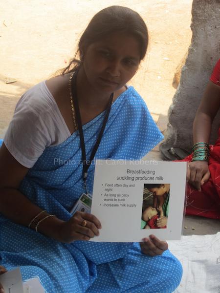 Doula, India, Carol, Roberts DONA, International